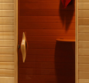 Infrared 3 person corner sauna with carbon heaters santa fe series the door and glass panels on heatwave saunas are made of beautiful 8mm thick bronze tinted tempered glass the tint provides a bit of privacy and aids in planetlyrics Image collections